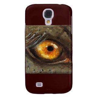 Elephant Eye Samsung Galaxy S4 Cover