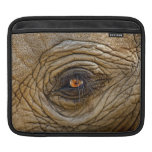 Elephant Eye Close-Up Sleeves For iPads