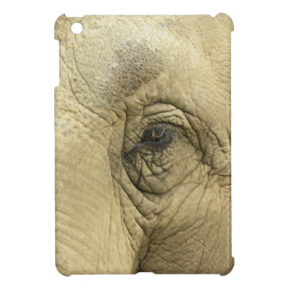 Elephant Eye Closeup iPad Mini Case