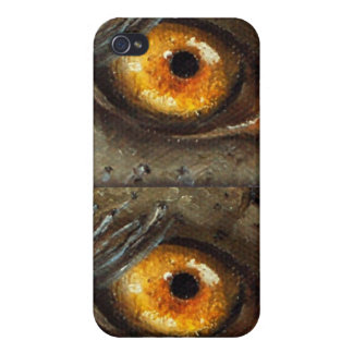 Elephant Eye iPhone 4/4S Case