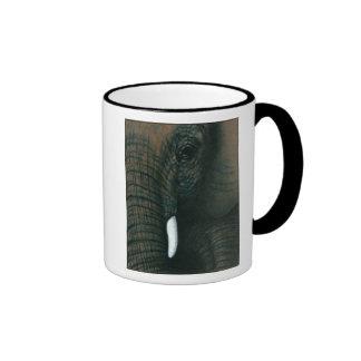 Elephant Face mug