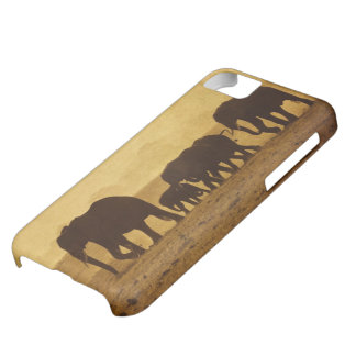 Elephant Family Case For iPhone 5C