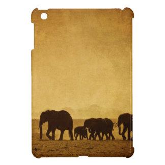 Elephant Family Cover For The iPad Mini