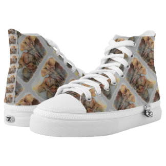 ELEPHANT FAMILY High-Top SNEAKERS