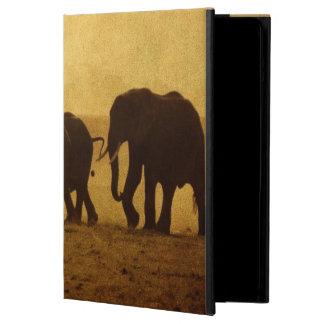 Elephant Family iPad Air Cover