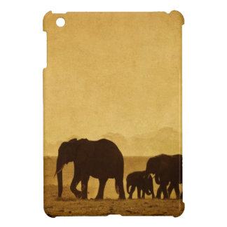 Elephant Family iPad Mini Covers