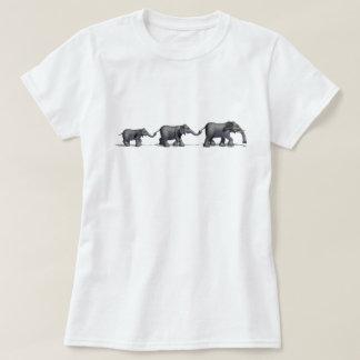 Elephant Family T-Shirt