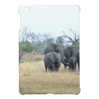 Elephant Family Tom Wurl.jpg Cover For The iPad Mini
