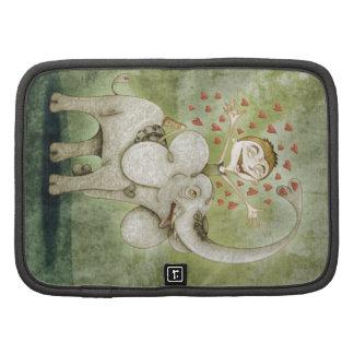 Elephant. Funny, fantastic, tender and imaginative Organizador