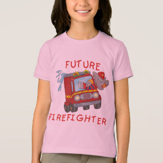 Elephant Future Firefighter T-shirts and Gifts