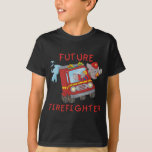 Elephant Future Firefighter Tshirts and Gifts
