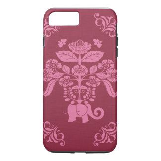 Elephant Garden Iphone Case