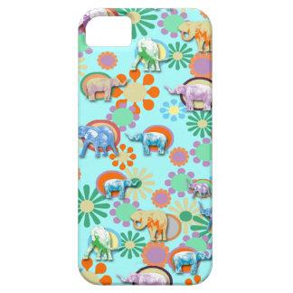 Elephant Garden iPhone iPhone 5 Covers