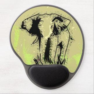 ELEPHANT GEL MOUSE PAD
