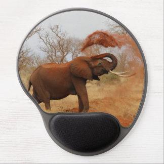 Elephant Gel Mouse Mats