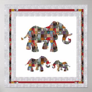 ELEPHANT GIFT Animal Artistic LOWprice NVN508 kids Poster