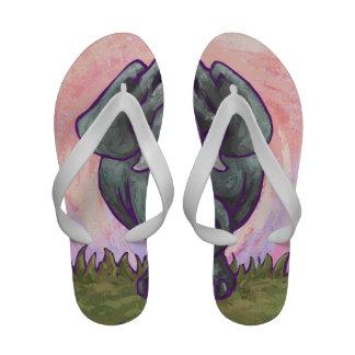 Elephant Gifts Accessories Flip-Flops