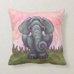 Elephant Gifts & Accessories Pillow