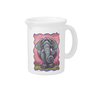 Elephant Gifts & Accessories Pitcher