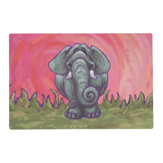 Elephant Gifts & Accessories Placemat