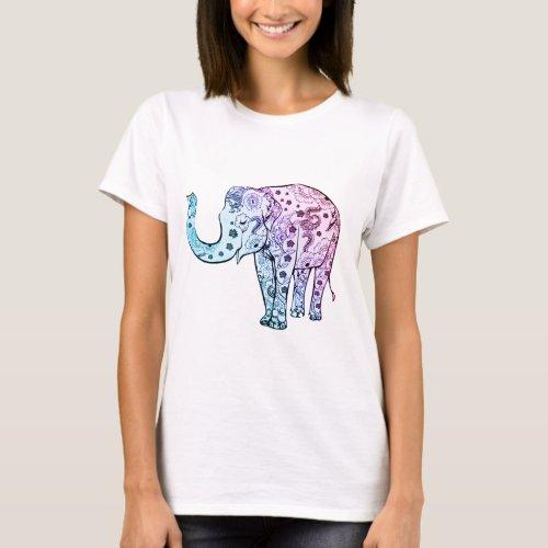 Elephant Good Luck T_Shirt