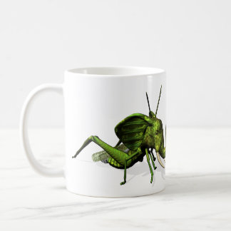 Elephant Grasshopper Crossbreed Coffee Mug