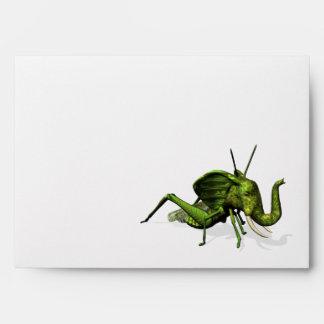 Elephant Grasshopper Crossbreed Envelope