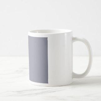 elephant grey or gray coffee mug