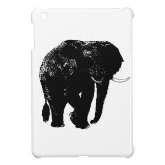 Elephant Hard shell iPad Mini Case