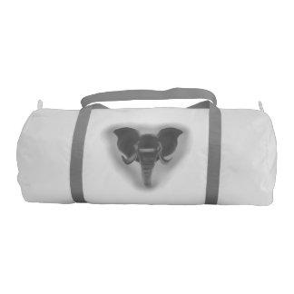 Elephant Head Duffle Bag