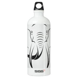 Elephant Head SIGG Traveler 1.0L Water Bottle
