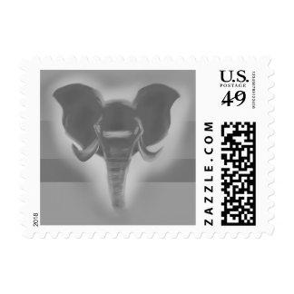 Elephant Head Stamp