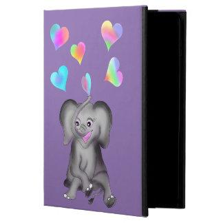 Elephant Hearts by The Happy Juul Company Case For iPad Air