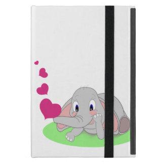 Elephant Hearts Case For iPad Mini