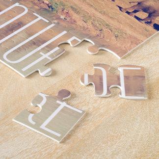 Elephant herd jigsaw puzzle