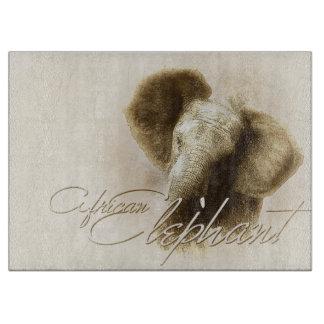 Elephant home decor ideas cutting board
