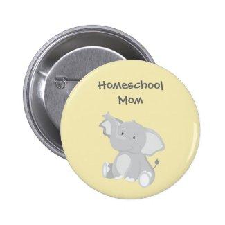 Elephant Homeschool Mom