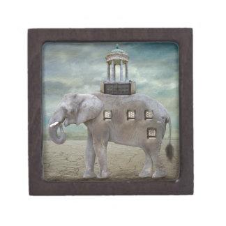 Elephant Hotel Gift Box