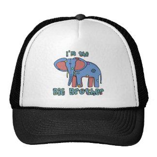 Elephant I'm the Big Brother Trucker Hat