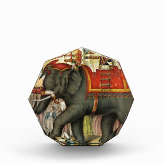 Elephant image - Vintage