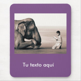 Elephant in oration… mouse DAP Mouse Pad