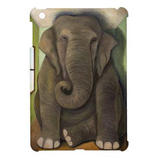 Elephant In The Room iPad Mini Cover