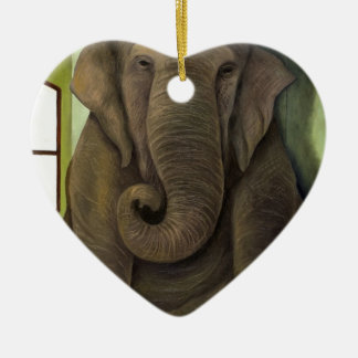 Elephant In The Room Ornaments