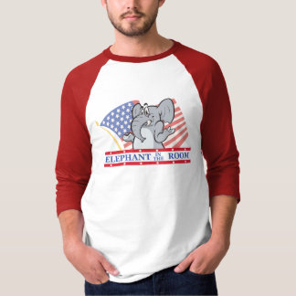 Elephant In The Room Political T-shirt