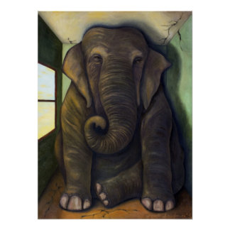 Elephant In The Room Posters