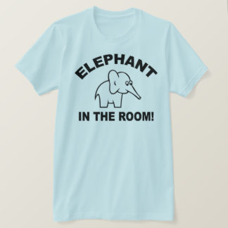 Elephant in the Room T-Shirt