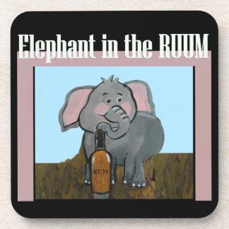 Elephant in the Ruum Coaster Set 4 Anyone