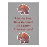 Elephant Invite
