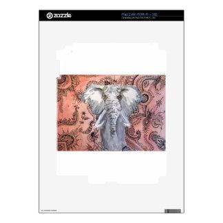 Elephant iPad 2 Decals