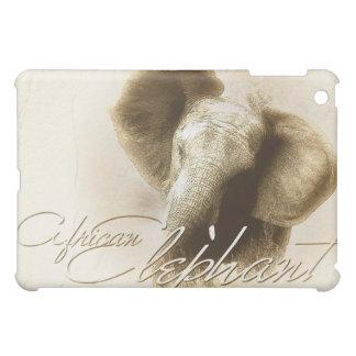 Elephant iPad Mini Cover